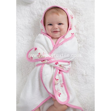 Terry Wrm Microfiber Baby Hooded Towel